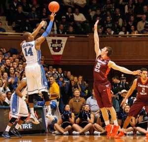Virginia Tech vs. Duke Basketball - College Basketball Betting Odds - Wednesday, February 14