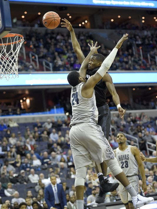 Xavier vs Georgetown - Wednesday, February 21 - College Basketball Betting Odds
