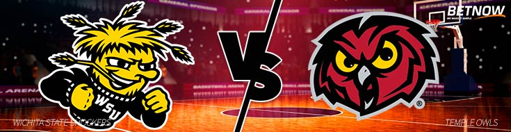 College Basketball Odds on Wichita State vs. Temple Basketball – Thursday, February 1st