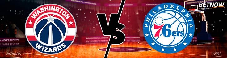 Washington Wizards vs. Philadelphia 76ers Latest Odds Tuesday, February 6, 2018