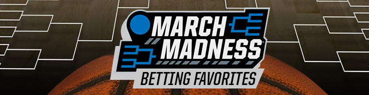 2018 March Madness Betting Favorites