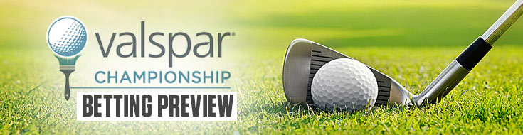 2018 Valspar Championship Betting Preview Header