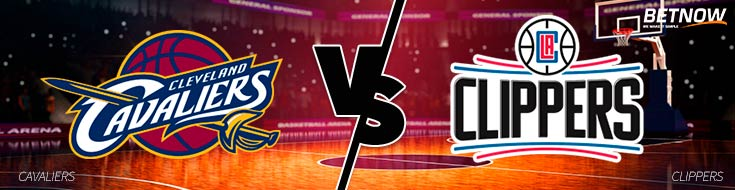 Cleveland Cavaliers vs. Los Angeles Clippers - NBA Betting Odds & Preview