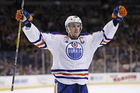 McDavid leads the Oilers in tonight's Edmonton Oilers vs. Calgary Flames betting matchup