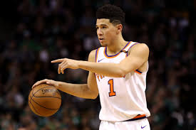 Bookers leads Phoenix in tonight's Cleveland Cavaliers vs. Phoenix Suns matchup