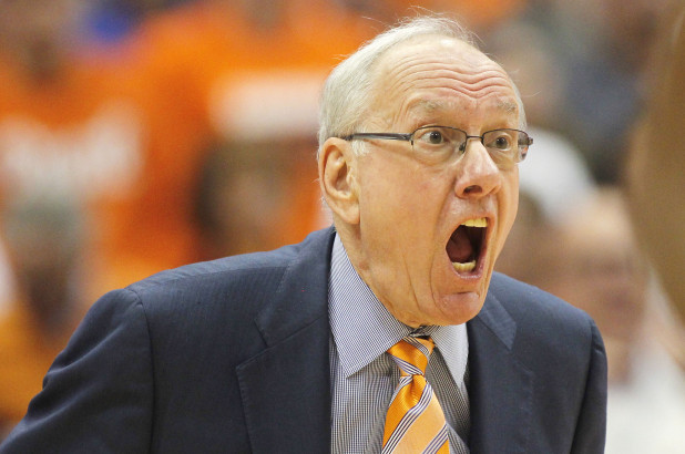 Boeheim looks to lead the Orange to the Second Round in Friday's Syracuse vs. TCU Basketball betting matchup