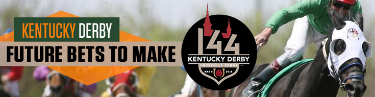 Kentucky Derby Future Bets to Make this Weekend - Racebook Betting Preview