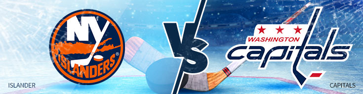 NHL Betting Preview of Friday's New York Islanders vs. Washington Capitals Matchp