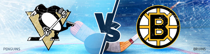 Pittsburgh Penguins vs. Boston Bruins - Thursday, March 1 - Online Hockey Betting Odds