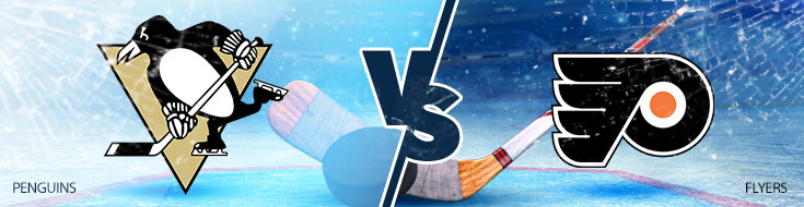 NHL Betting Preview of Pittsburgh Penguins vs. Philadelphia Flyers matchup