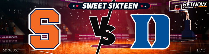 NCAA Betting preview of Syracuse vs. Duke Basketball matchup