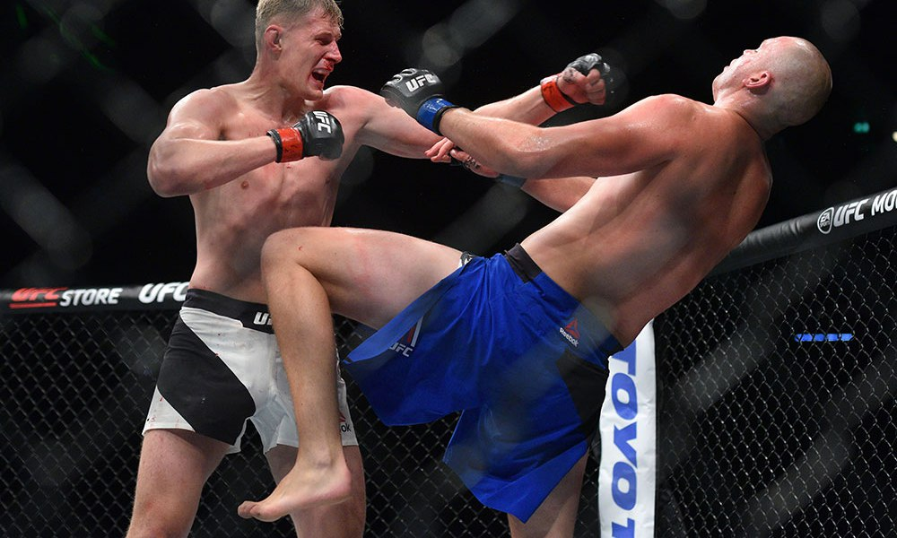 Volkov Knocks out Struve - Volkos is a UFC Fight Night 127 betting underdog