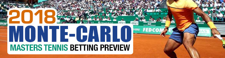 2018 Monte Carlo Betting Analysis, odds and predictions
