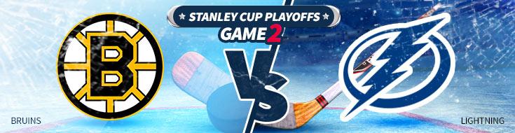 Boston Bruins vs. Tampa Bay Lightning NHl Betting Preview