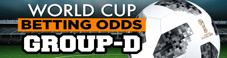 Group D Betting Analysis - Betting the World Cup Russia 2018