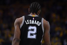 Kawhi Leonard - San Antonio Spurs vs. Golden State Warriors