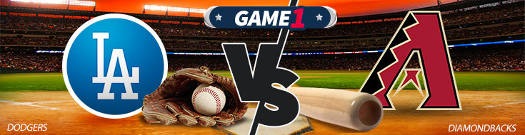 Los Angeles Dodgers vs. Arizona Diamondbacks MLB Betting Preveiw