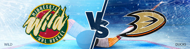 Minnesota Wild vs. Anaheim Ducks