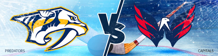 NHL betting Preview of Nashville Predators vs. Washington Capitals matchups