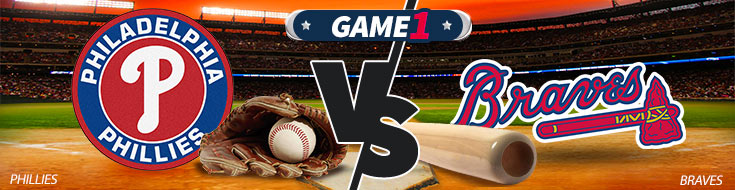 MLB Betting Preview Philadelphia Phillies vs. Atlanta Braves