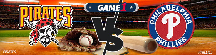 Pittsburgh Pirates vs. Philadelphia Phillies MLB Betting Preveiw