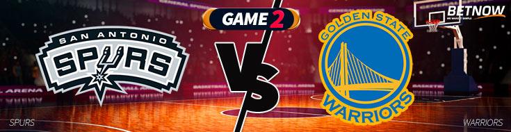 NBA Betting Preview of San Antonio Spurs vs. Golden State Warriors postseason matchup