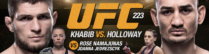UFC 223 Betting Preview