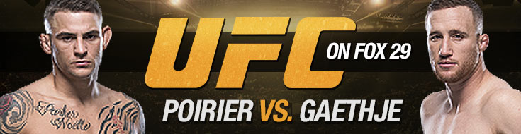 UFC on Fox 29 Betting Preview and Odds