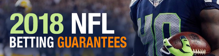 2018 NFL Betting Guarantees