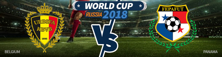 Belgium vs. Panama - World Cup Betting preveiw