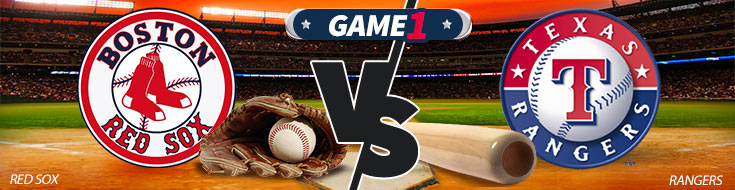 Boston Red Sox vs. Texas Rangers MLB Betting Preveiw
