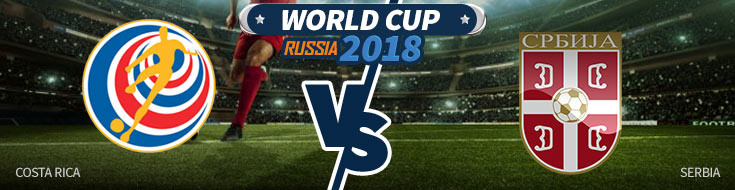 Costa Rica vs. Serbia - World Cup odds and picks