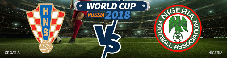 Croatia vs. Nigeria - World Cup Betting Odds, Trends and Picks