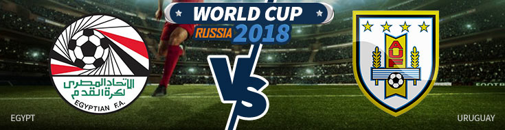 Egypt vs. Uruguay Betting Odds, preview and picks for the 2018 World Cup