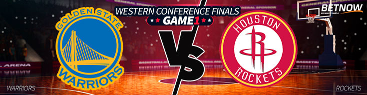 Golden State Warriors vs. Houston Rockets NBA Betting Preview