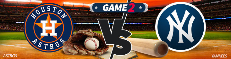 Houston Astros vs. New York Yankees MLB Betting Preview