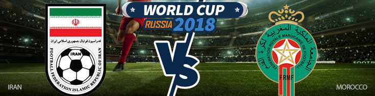 Iran vs. Morocco - World Cup Betting Preview