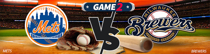 New York Mets vs. Milwaukee Brewers MLB Betting Previw