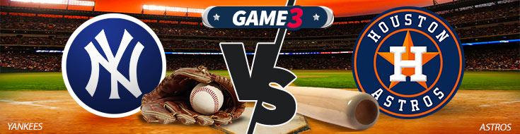New York Yankees vs. Houston Astros MLB Betting Preview