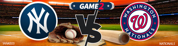 New York Yankees vs. Washington Nationals Betting Preview