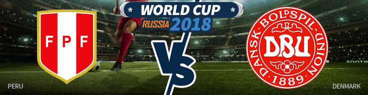 Peru vs. Denmark - World Cup Odds and Picks