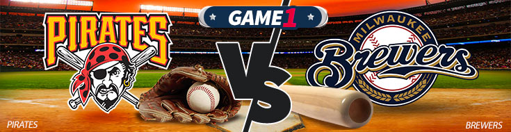 Pittsburgh Pirates vs. Milwaukee Brewers MLB Betting rpeview