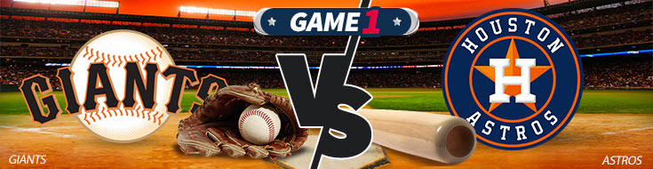 San Francisco Giants vs. Houston Astros MLB Betting Preview