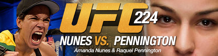 Amanda Nunes vs. Raquel Pennington Updated Odds, Picks and Betting preview