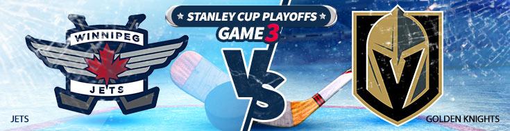 Winnipeg Jets vs. Vegas Golden Knights Betting Preview
