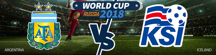 Argentina vs. Iceland - World Cup Betting Preview