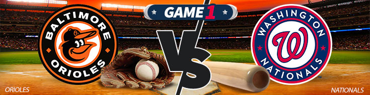 Baltimore Orioles vs. Washington Nationals MLB Betting Preview