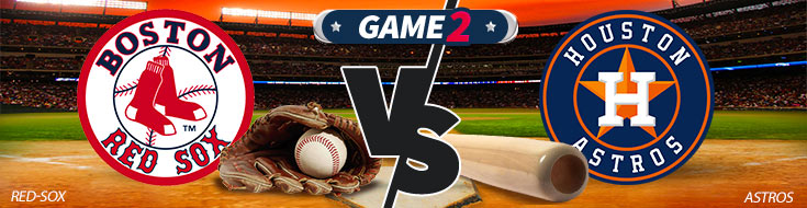Boston Red Sox vs. Houston Astros MLB Betting Odds