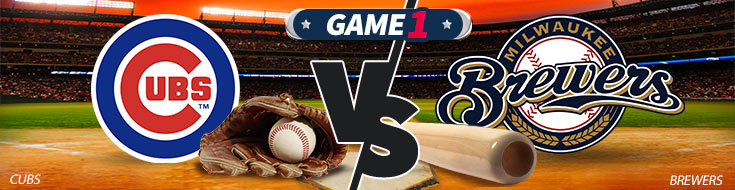 Chicago Cubs vs. Milwaukee Brewers MLB Betting Preview