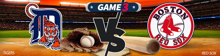 Detroit Tigers vs. Boston Red Sox - MLB Betting Preview